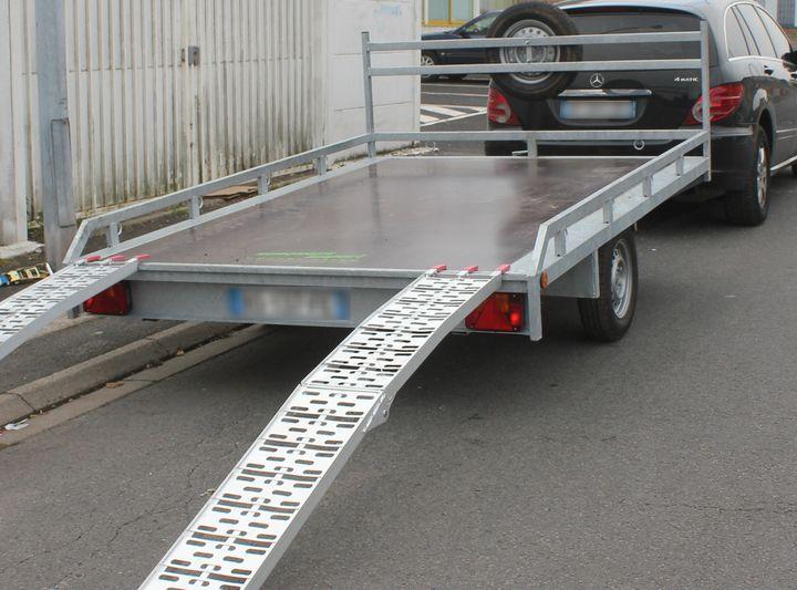 booxt remorque buggy remorque simpledouble essieux pour buggy ou plusieurs q. Black Bedroom Furniture Sets. Home Design Ideas